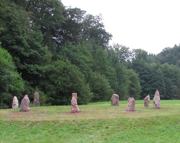 Stone Circle Dallau